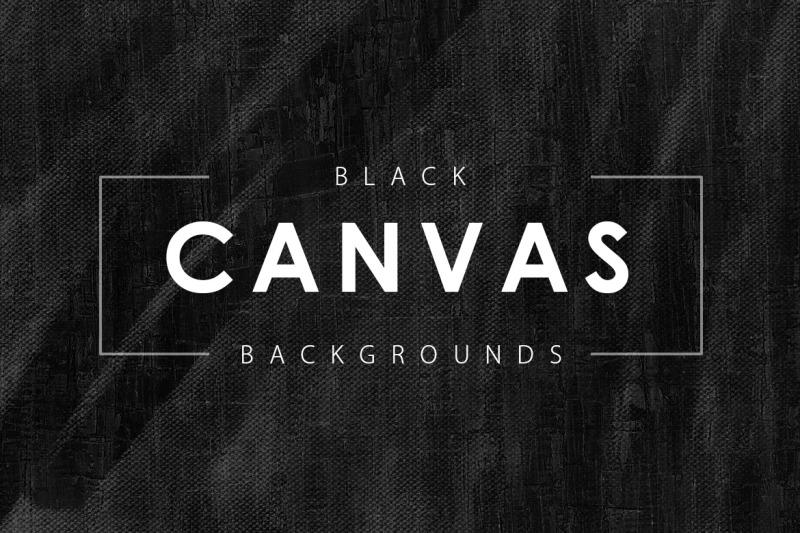 black-canvas-backgrounds