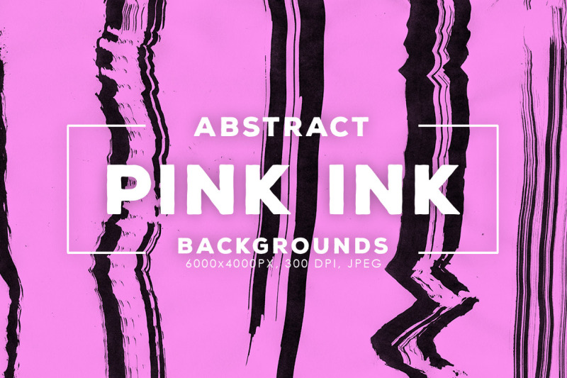 pink-abstract-ink-textures