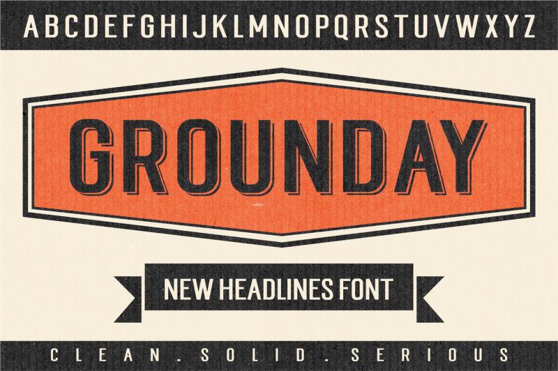 grounday-font
