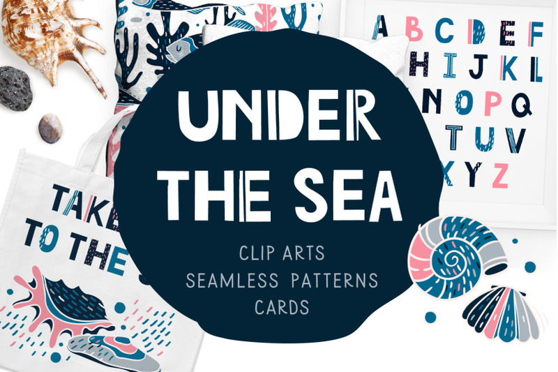 under-the-sea-clipart-collection
