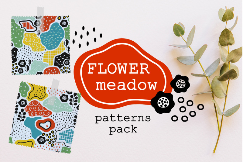 flower-meadow-patterns-pack