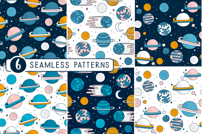 space-illustrations-amp-patterns