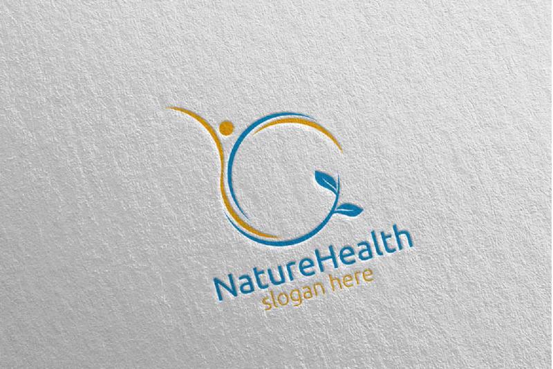 organic-health-care-medical-logo-17