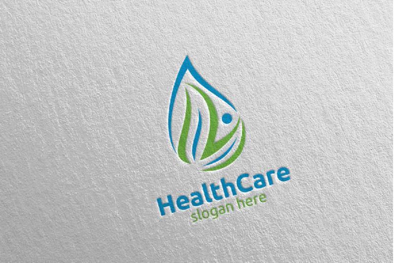 water-drop-health-care-medical-logo-24