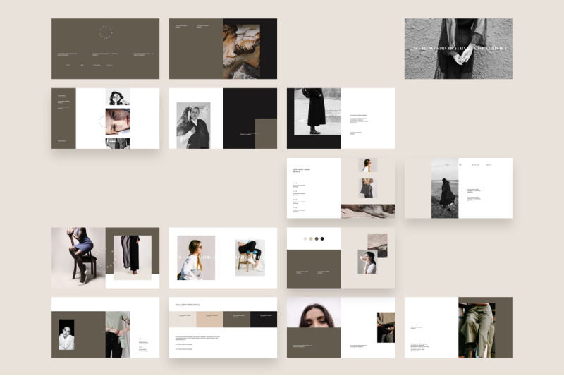 leva-powerpoint-template