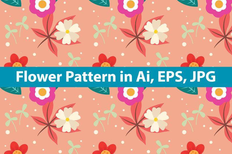 beautiful-flower-pattern