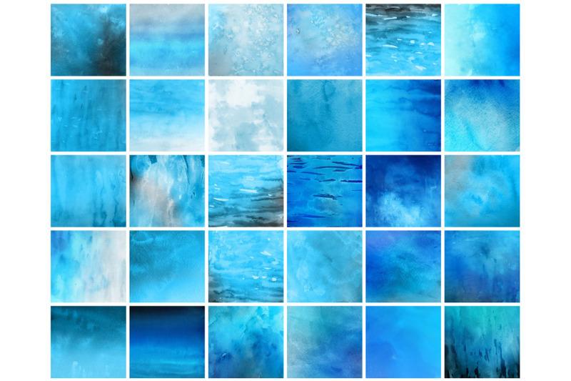 watercolor-blue-backgrounds-vol-2