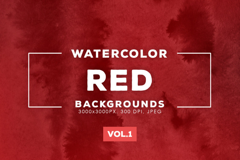 watercolor-red-backgrounds-vol-1