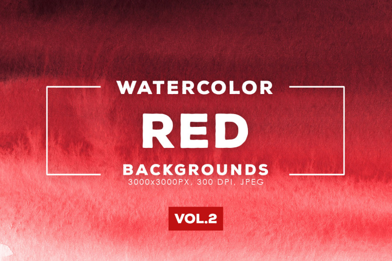 watercolor-red-backgrounds-vol-2