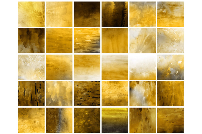 watercolor-yellow-backgrounds-vol-2