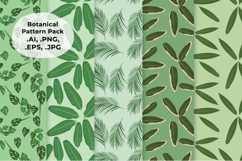 botanical-pattern-pack