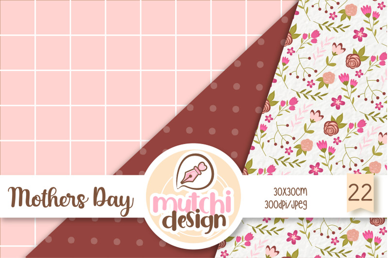 mothers-day-digital-papers