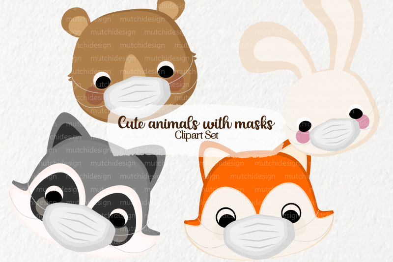 cute-animals-with-masks