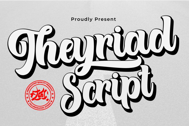 theyriad-script