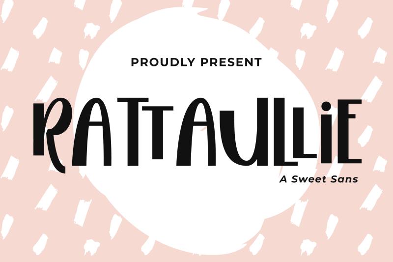 rattaullie-a-sweet-sans