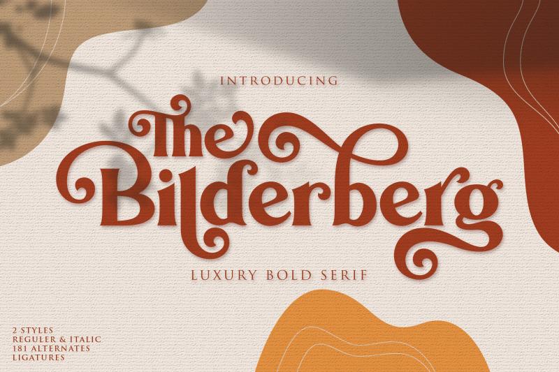 bilderberg-luxury-bold-serif
