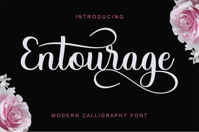 entourage-script