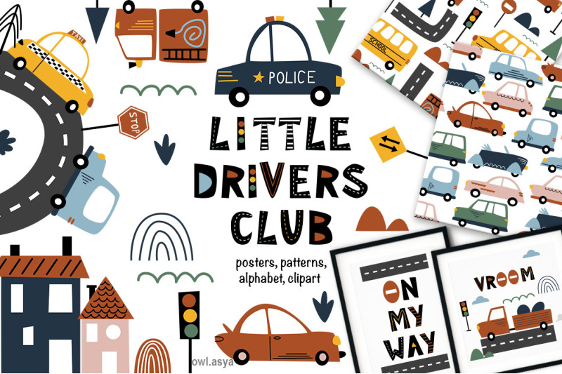 little-drivers-club