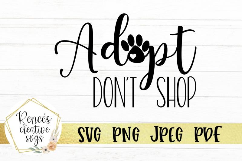 adopt-dont-shop-svg