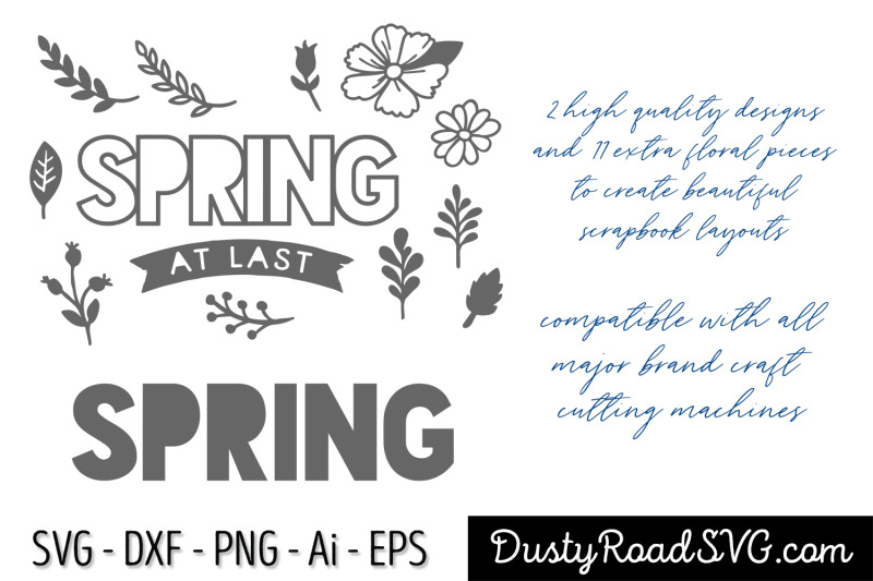 spring-at-last-scrapbook-cut-file-svg-png-eps-dxf