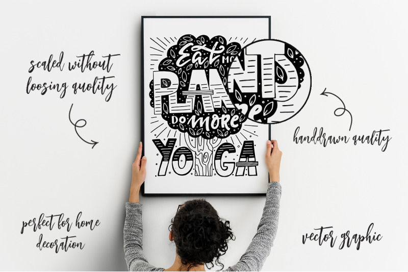 vector-yoga-posters