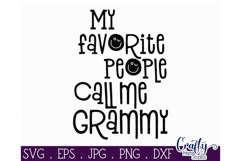 my-favorite-people-call-me-grammy-svg-grandma-svg