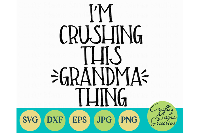 Download Svg File Best Grandma Ever Svg