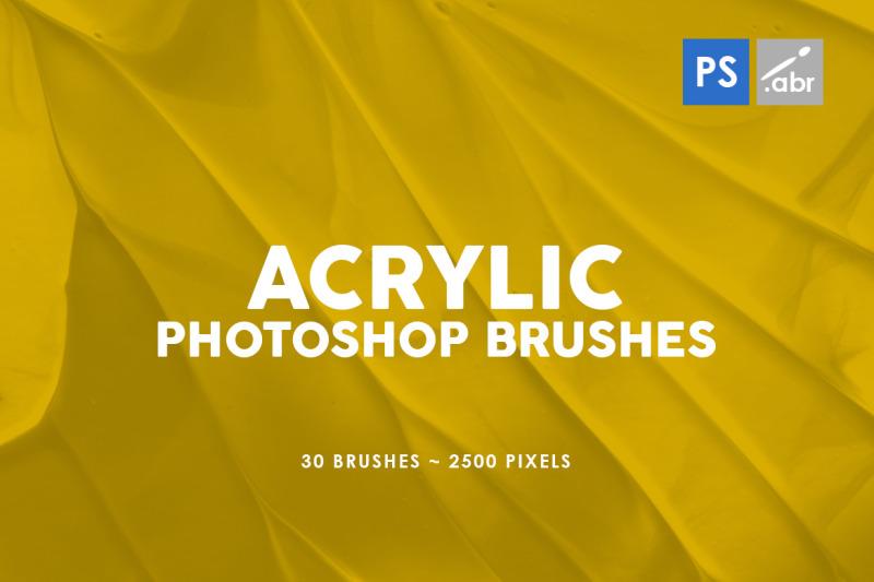 30-acrylic-photoshop-stamp-brushes-vol-3