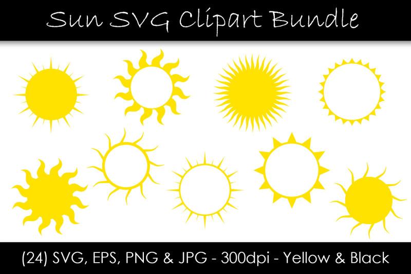 sun-svg-bundle-sun-shape-clip-art