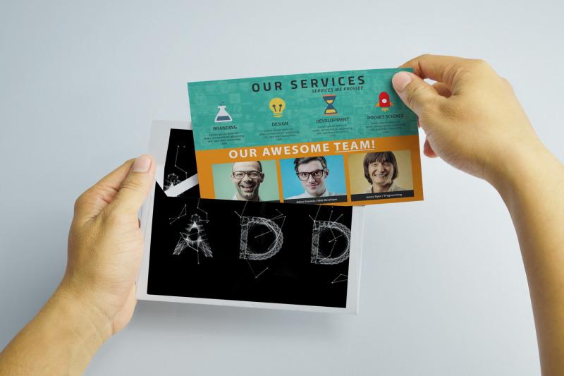 corporate-postcard