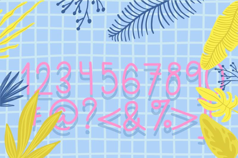 pineapplez-font