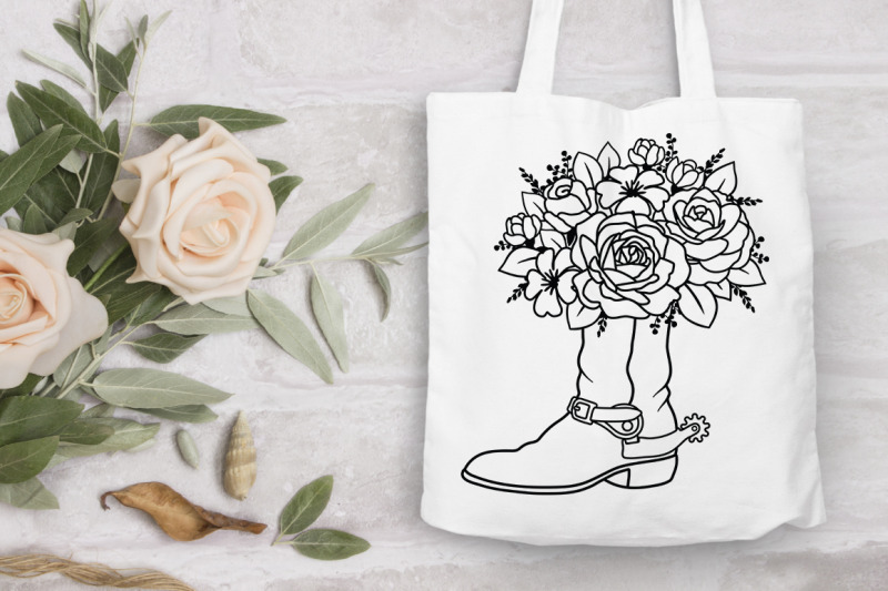 cowboy-boots-with-flowers-svg-cowboy-boots-svg-cowgirl-boots-svg