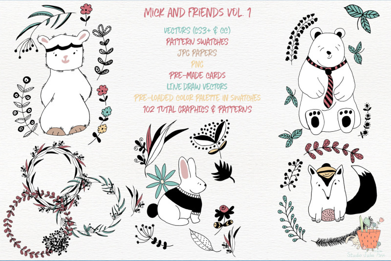 mick-and-friends-collection-vol-1