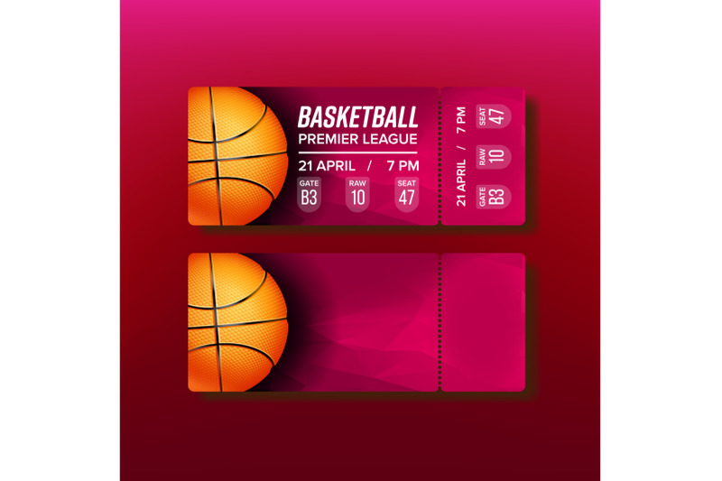 ticket-tear-off-coupon-on-basketball-match-vector