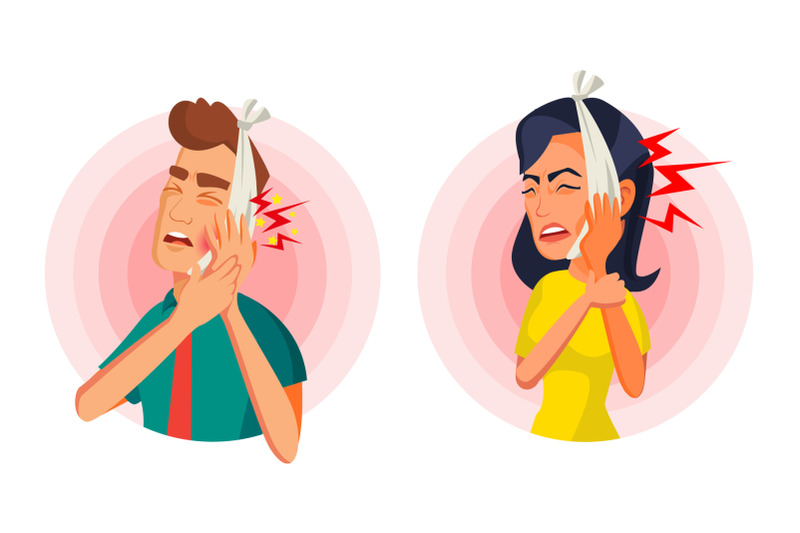 toothache-concept-vector-oral-toothache-concept-sad-patient-suffering-from-toothache-cartoon-character-illustration