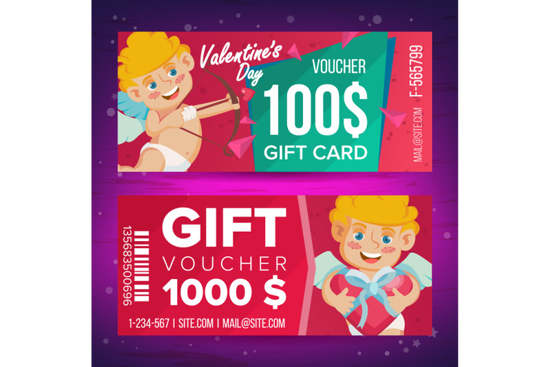 valentine-s-day-gift-voucher-vector-horizontal-coupon-february-14-valentine-cupid-and-gifts-shopping-advertisement-business-love-gift-red-illustration