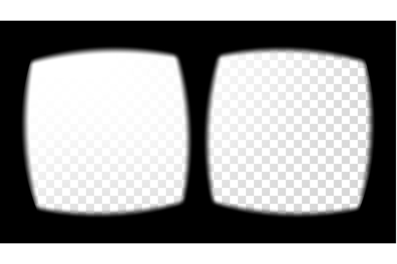 virtual-reality-glasses-sight-view-vector-overlay-isolated-on-transparent-background-screen-frame-blank-design-3d-vr-technology-graphic-design-illustration