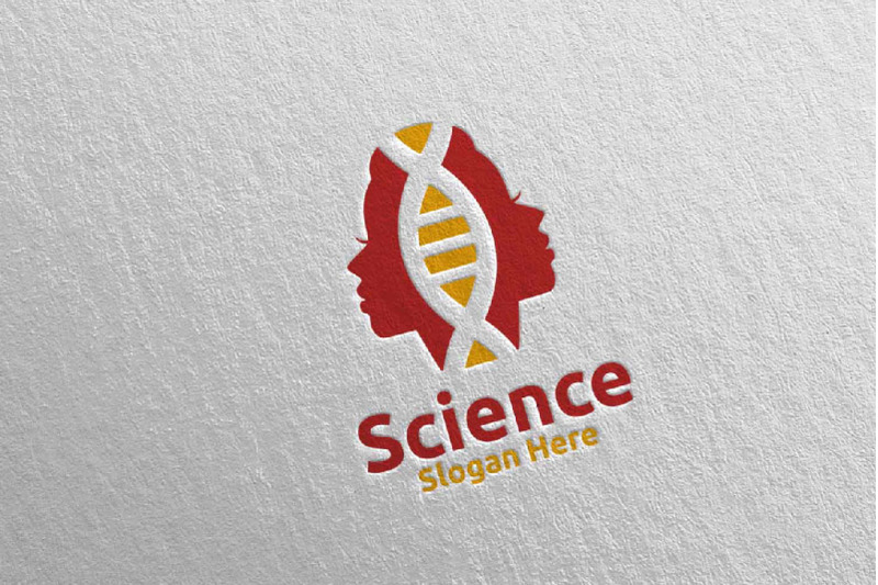 human-science-and-research-lab-logo-design-52