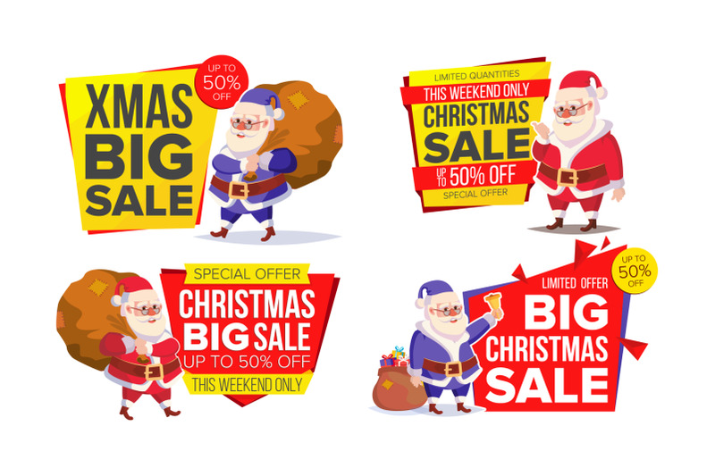 christmas-sale-banner-template-with-santa-claus-vector-design-for-xmas-party-poster-brochure-card-shop-discount