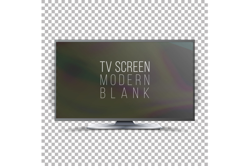 screen-lcd-plasma-vector-realistic-flat-smart-tv-curved-television-modern-blank-on-checkered-background