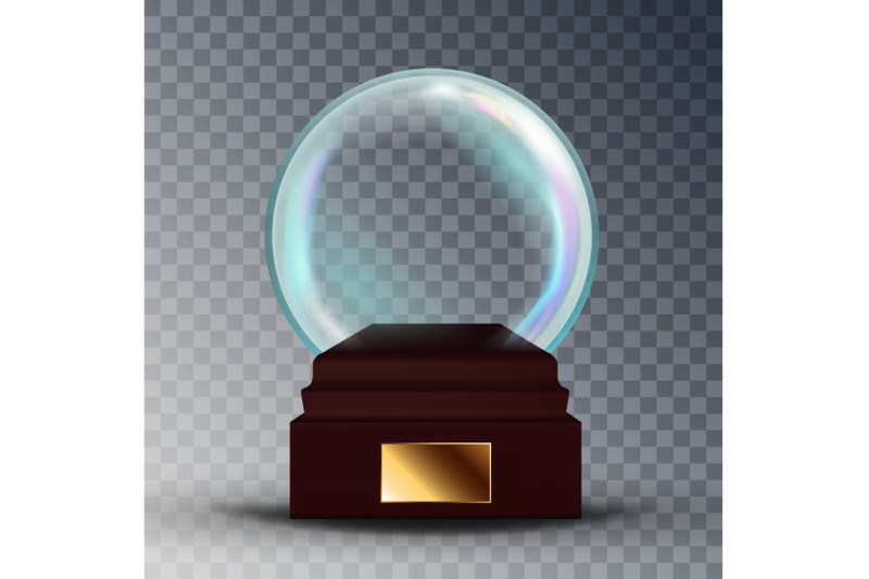 empty-snow-globe-vector-shadows-reflection-and-lights-glass-sphere-on-a-stand-isolated-on-transparent-background-illustration