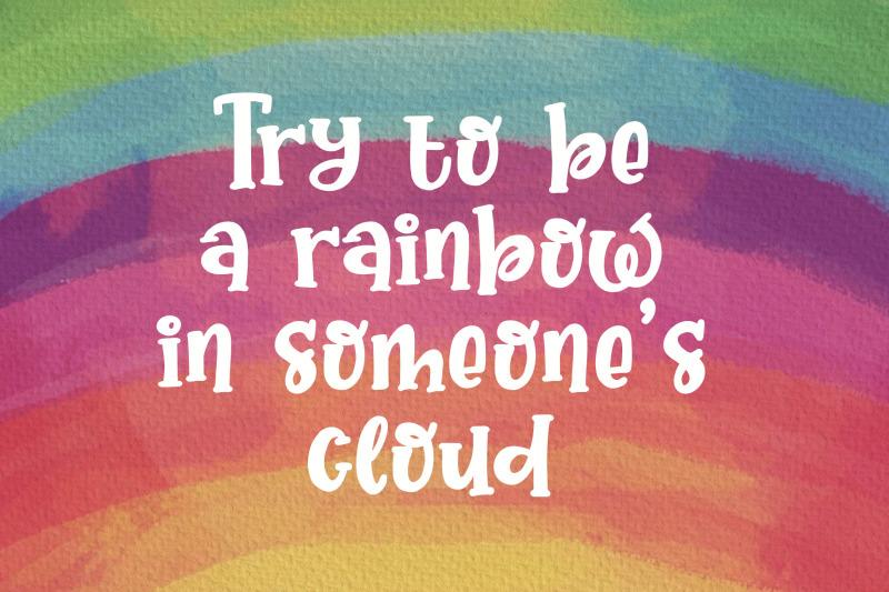 hello-rainbow