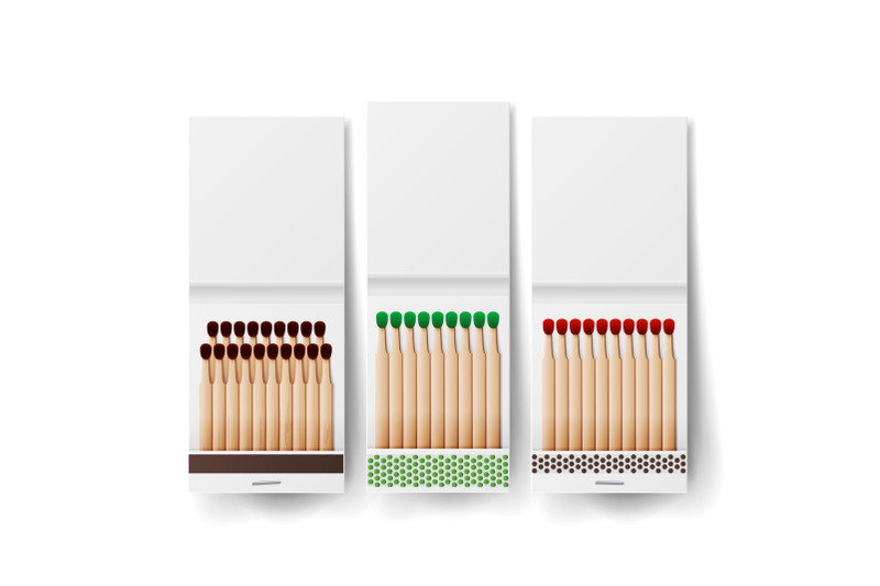book-of-matches-vector-top-view-closed-opened-blank-white-blank-matchbooks-realistic-illustration
