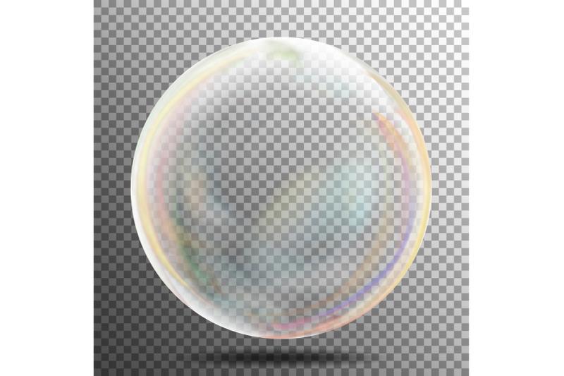 transparent-soap-bubble-vector