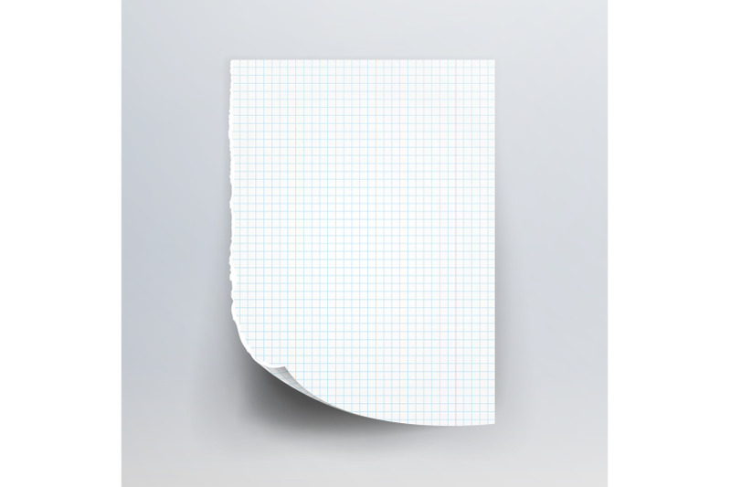 notebook-paper-with-torn-edge-vector-illustration-school-sheet-page-paper