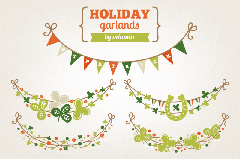 st-patrick-s-day-garlands
