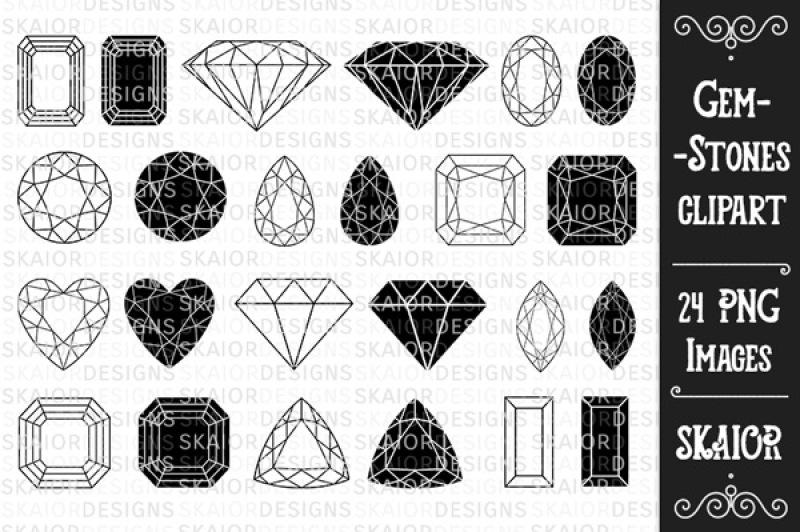 gemstone-clipart