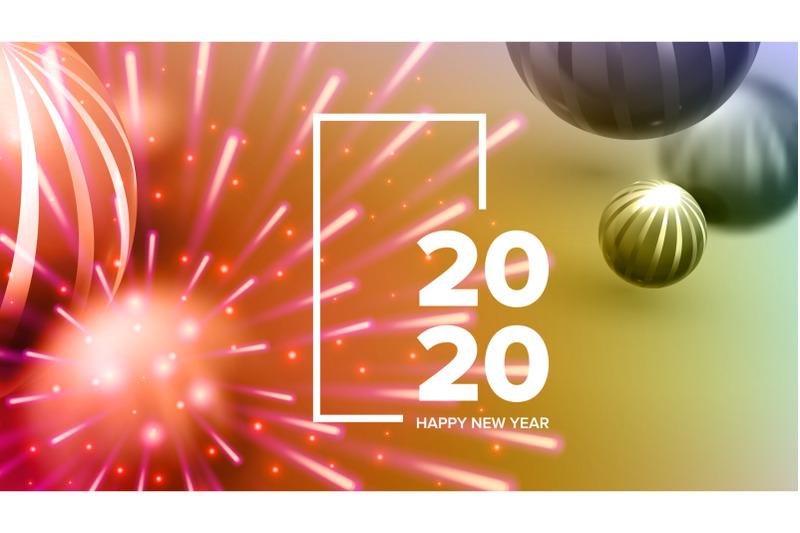 beautiful-invitation-card-celebrating-2020-vector