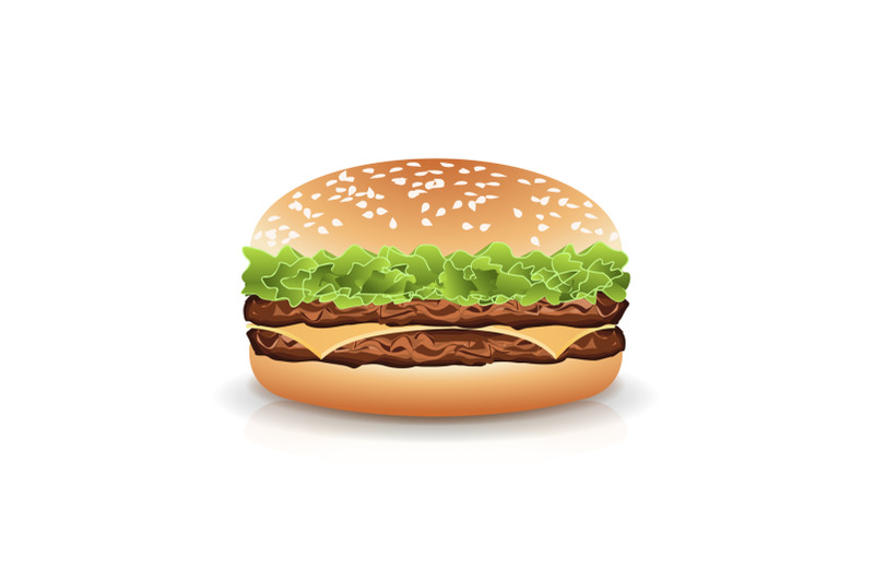 fast-food-realistic-burger-vector-hamburger-fast-food-sandwich-emblem-realistic-isolated-on-white-background-illustration