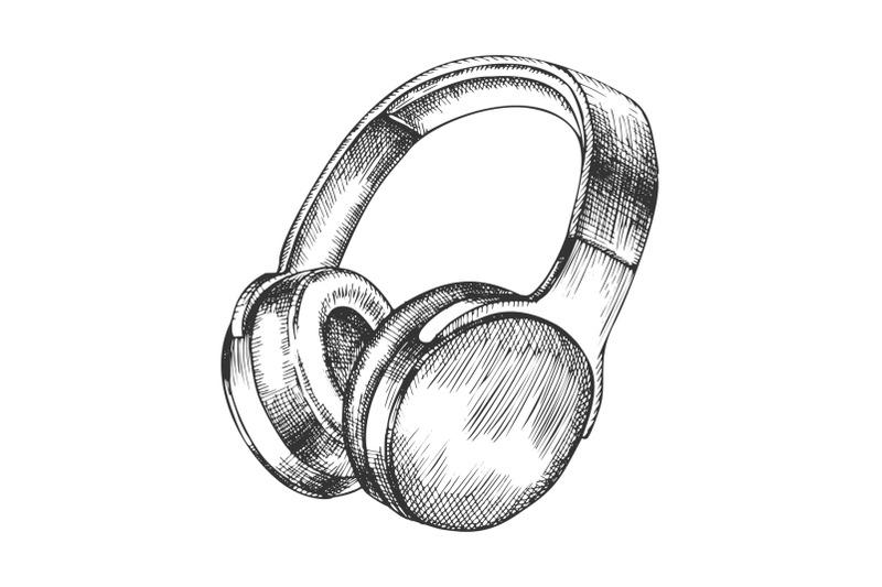 melomane-audio-device-wireless-headphones-vector